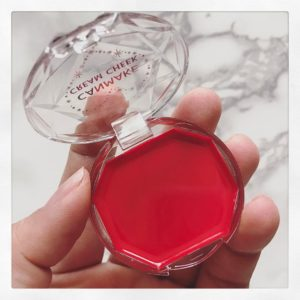 I am in love with this pretty cream blush byhellip